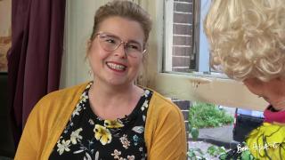 In de vensterbank: Marjolijn van Kooten
