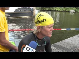 Sportief Zwolle - Hiawatha City Swim Zwolle 2015