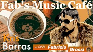 Fab's Music Café: an interview with Kris Barras