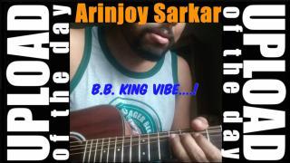 Arinjoy Sarkar: BB King vibes
