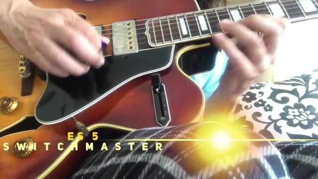 Monday: Gibson ES 5  Switchmaster