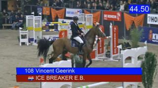 108. Ice Breaker E.B. (barrage)