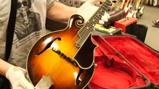 Norman's Guitar  (and vintage mandolin) Haul