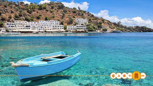 Luxe op Kreta