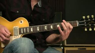 Griff Hamlin: Blues Guitar Lesson How To Play Hide Away by Freddie King