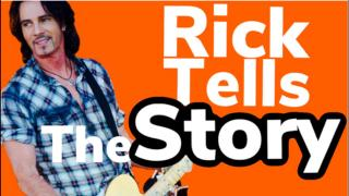 I WON IT with my PRS.The STORY. Rick Springfield guitar session