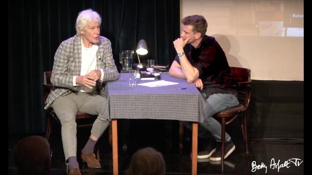 Bart Gielen praat met Paul van Vliet