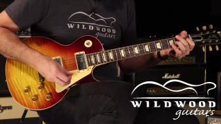 Wildwood Guitars • Gibson Custom Shop Wildwood Spec 60th Anniversary 1959 Les Paul Standard • SN: 992217