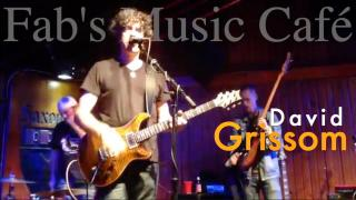 Trailer: Fab's interview with Austin, Texas based guitar powerhouse, David Grissom.