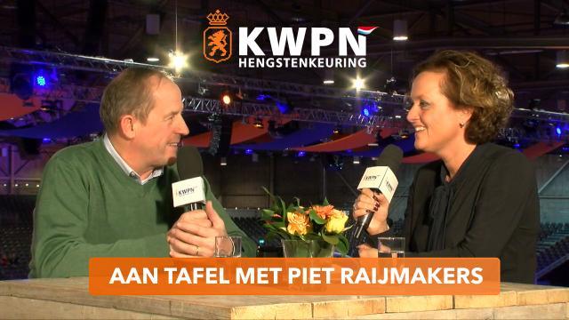 Aan Tafel Met Piet Raijmakers