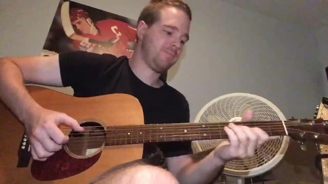 VERO Great Guitar Contest: Week 2 Selection: Adam Lajoie