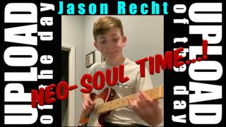 Jason Recht again: neo-soul type chord melody