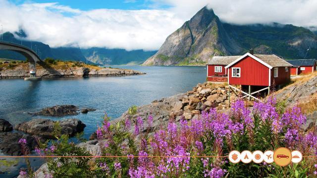 Natuurlijk Noorwegen