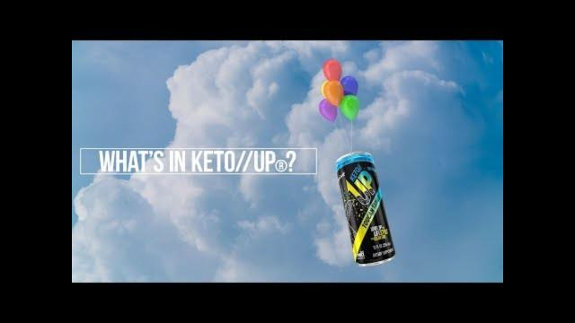 Keto 101 - What's in KETO//UP®?