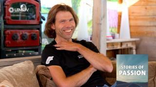 GERARD VAN VELDE in STORIES OF PASSION - Olympisch kampioen Gerard Van Velde in Stories of Passion