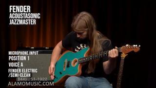 The New Fender Acoustasonic Jazzmaster
