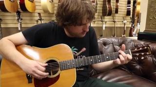 Guitar of the Day 1948 Martin D-28 Norman's Rare Guitars