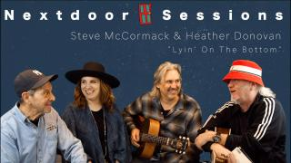 Steve McCormack & Heather Donovan: lyin' On The Bottom
