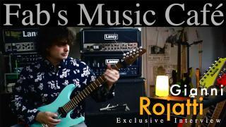 Fab's Italian Music Cafe: Gianni Rojatti