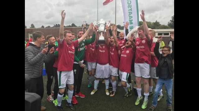 Kids United wint 14e FC Groningen G-Toernooi
