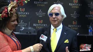 Bob Baffert Derby Interview