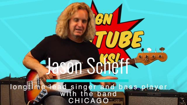 Youtube Pick Of The Week: Jason Scheff: Jaco in '78