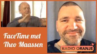 Theo Maassen en Paul Haenen