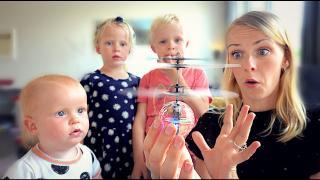 DEZE HELiBALL DOET RAAR!  | Bellinga Familie Vloggers #1418