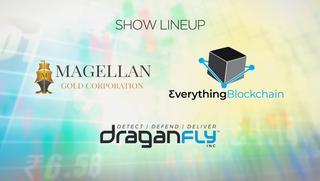 REDCHIP Money Report, Magellan, Draganfly, Everything Blockchain