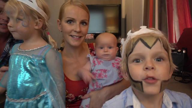 LUAN'S 6DE VERJAARDAG! ( jarig!)  | Bellinga Familie Vlog #1092