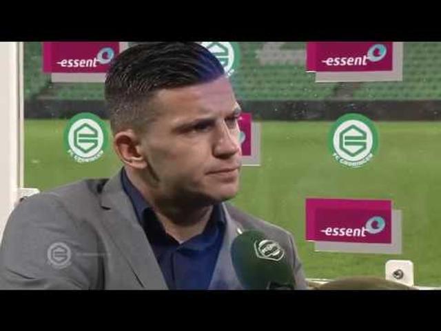 Bryan Linssen: Essent Man of the Match