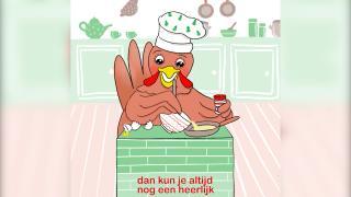 Smakelijke feestdagen namens de Hierdense Kakelhoeve!