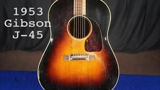Gear '1953 Gibson J 45'.