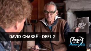 DAVID CHASSÉ in HEART FOR THE HOMELESS (Part 2 of 2)