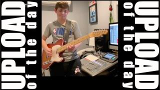 15 yr old Jason Recht: 'Get Lucky' Guitar Cover