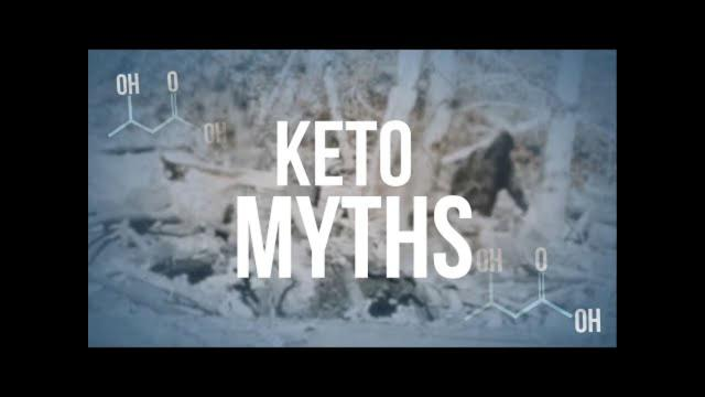 Keto 101 - Keto Myths