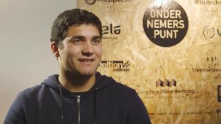 Student Andrei vertelt je over zijn stage bij het Ondernemerspunt