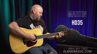 Martin HD28 vs. HD35 Dreadnought Battle for the Ages.