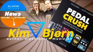 """Exclusive Interview with Kim Bjorn, author of """"Pedal Crush"""""""