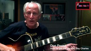 "DON PEAKE - ""How I got the gig with Ray Charles"""