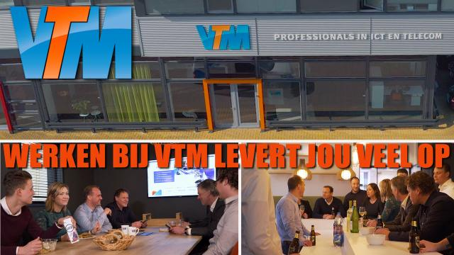 Vacaturevideo VTM Groep