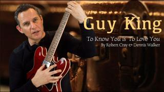 AGN Pros: Guy King; To Know You Is To Love You