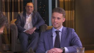 Ondernemerslounge (RTL7) | 2.3.04 | Rick van Zelst van Aandelen o/e tientje