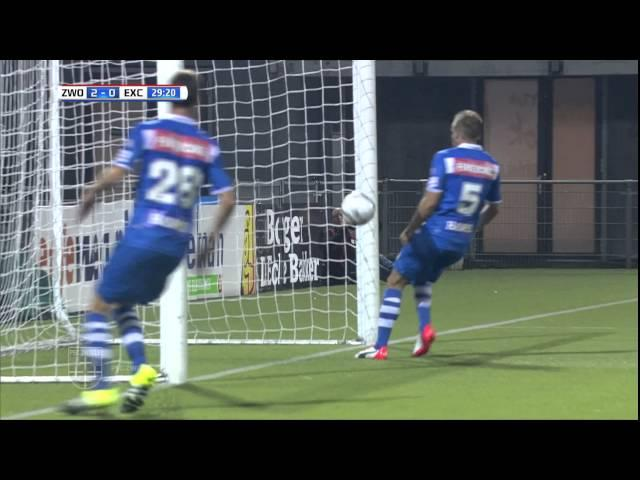 Samenvatting PEC Zwolle - Excelsior
