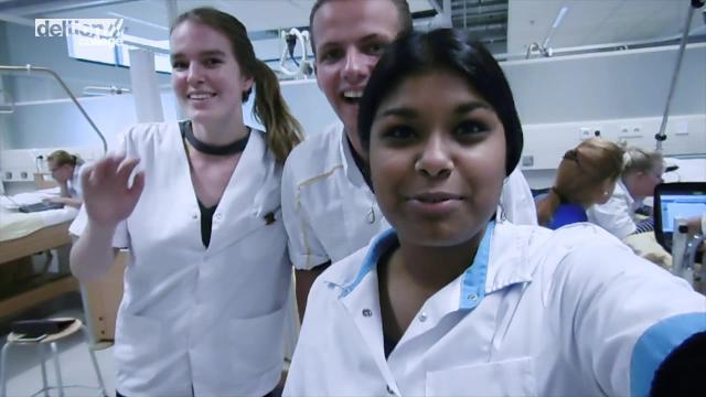 Verpleegkunde: de opleiding