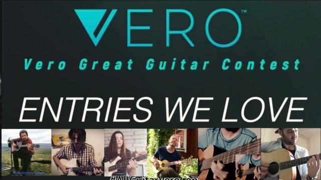 Vero Great Guitar Contest: Entries We Love