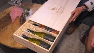 Quality Time op Zondag | 16.6 | WineTime | Romy en Gemal proosten
