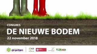 Congres De Nieuwe Bodem 22 november 2018
