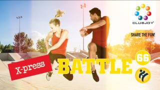 ClubJoy Battle 66 Xpress