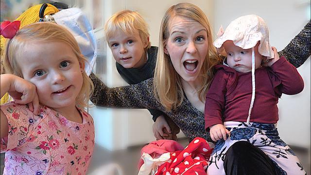 NiEUWE KiNDERKLEDING VOOR 3 KiDS!  | Bellinga Familie Vloggers #1306